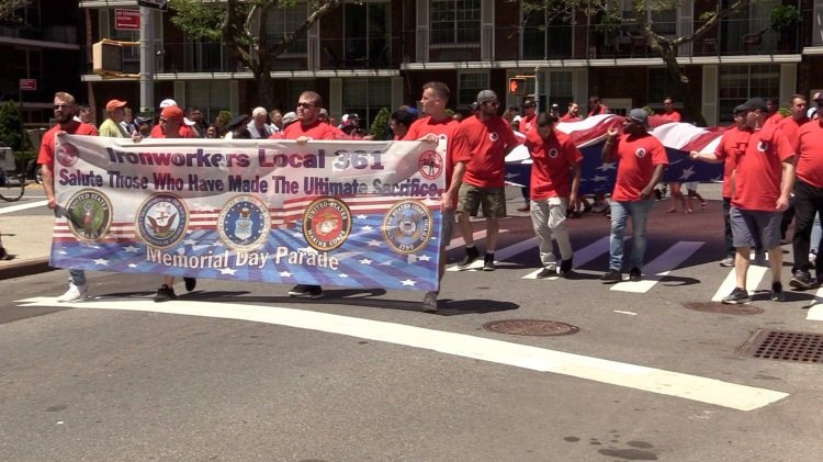 Brooklyn Remembers the Fallen with 152nd Memorial Day Parade